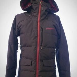 Patagonia Pipe Down  insulated Jacket SZ S…